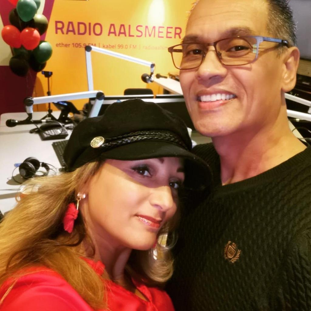 Bij Radio Aalsmeer